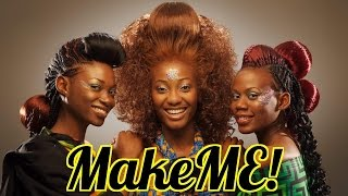 Download Video MAKEME! Tour of Nigeria's Sexiest Hair Salon (Part 1) MP3 3GP MP4