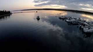 Клуб водномоторников Ристикент / The Ristikent Boat Club