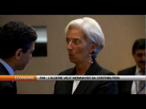 FMI, l'Algérie veut monnayer sa contribution