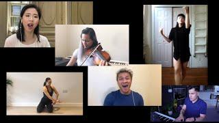 A Virtual Duet: The Prayer Paulina Yeung, Ethan Le Phong, Nick Len, Yu-Ting Wu, Yuki Abe, Misa Koide