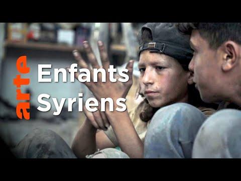 Vidéo Syrie : l'enfance brisée | ARTE Reportage