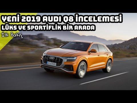 Yeni 2019 Audi Q8 Incelemesi Luks Ve Sportiflik Bir Arada Youtube