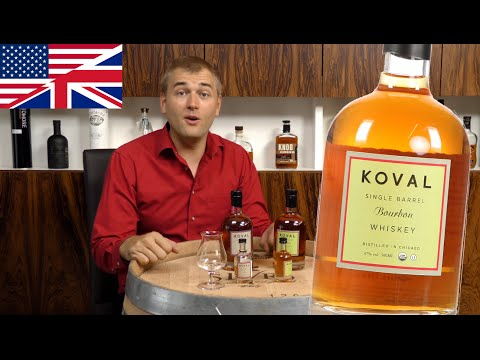 Whiskey Review/Tasting: Koval Bourbon