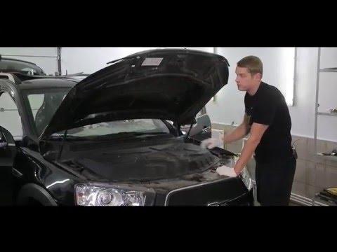 Как быстро устранить течь радиатора автомобиля.