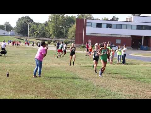 Richland County High School Cross Country Invitational - Girls