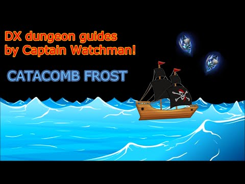 Cabal - Catacomb Frost (CF) Guide - YouTube