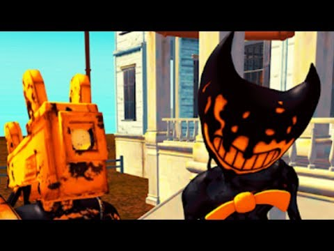 Hello Bendy - Cute Bendy And The Projectionist (complete!)