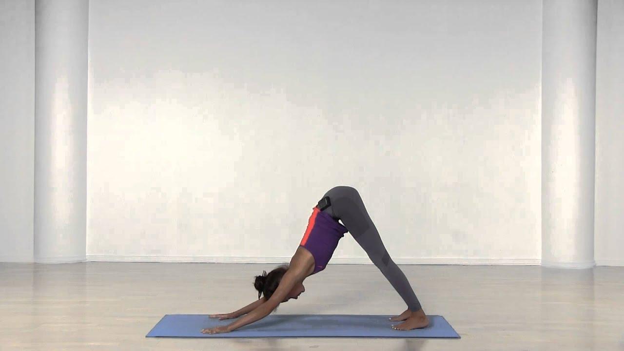 Йога комплекс для проработки спины и позвоночника