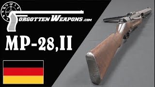 MP-28: Hugo Schmeisser Improves the MP18 screenshot 2