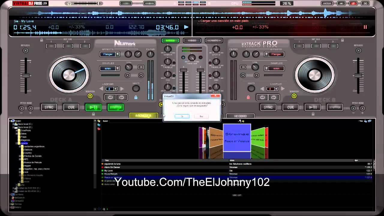 Virtual Dj Descargar Skin Mix Lab / Pitbull - mortripisa cf