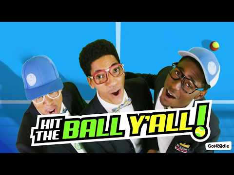 Hit The Ball Yall: Get Moving with Net Generation and GoNoodle