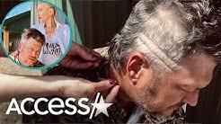 Gwen Stefani Is Styling Blake Shelton's New Mullet