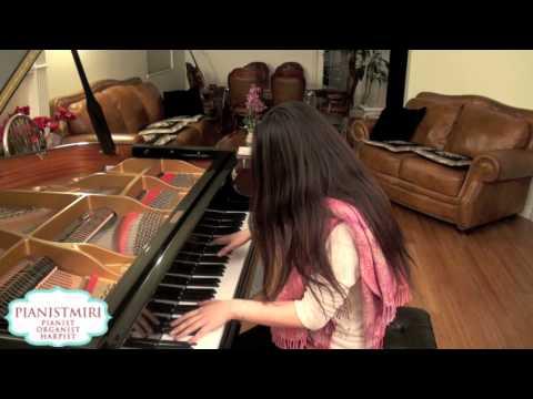Why This Kolaveri Di (Female Version) | Piano Cover by Pianistmiri 이미리