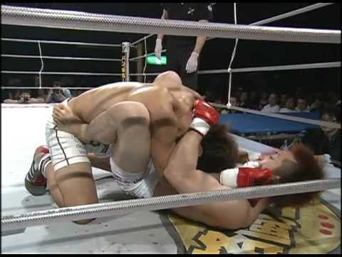 Mitsuhisa Sunabe vs Takuya Eizumi 2009 6 9