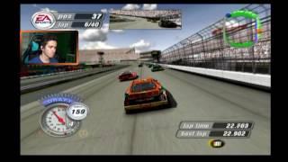 racing on a bad engine dover   nascar thunder 2004 career mode race 13 36