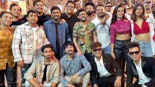 Dhindora Shoot Mumbai with Youtube Family