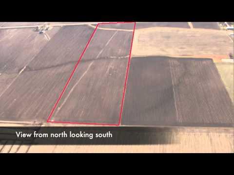 Neil & Vickie Marshall Farm Aerial Tour • Hancock County, IL