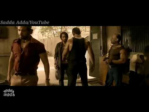 Gang joining in shootout at wadala || John Abraham || Dialogue || video || HD.