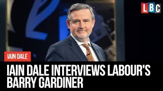 Iain Dale interviews Barry Gardiner