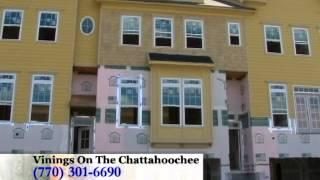 Vinings On The Chattahoochee - Atlanta homes near Vinings & West Midtown