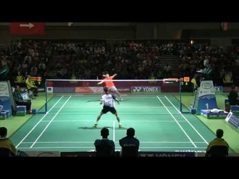 [Highlights] 2013 Australian Open QF Lee Chong Wei vs Bin Qiao