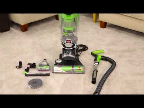 How to Assemble the Pet Hair Eraser Upright Vacuum | BISSELL