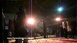 Facundo Abeldaño VS Francisco Salono, MMA Los Toldos, Pamela Galdos Fiscal
