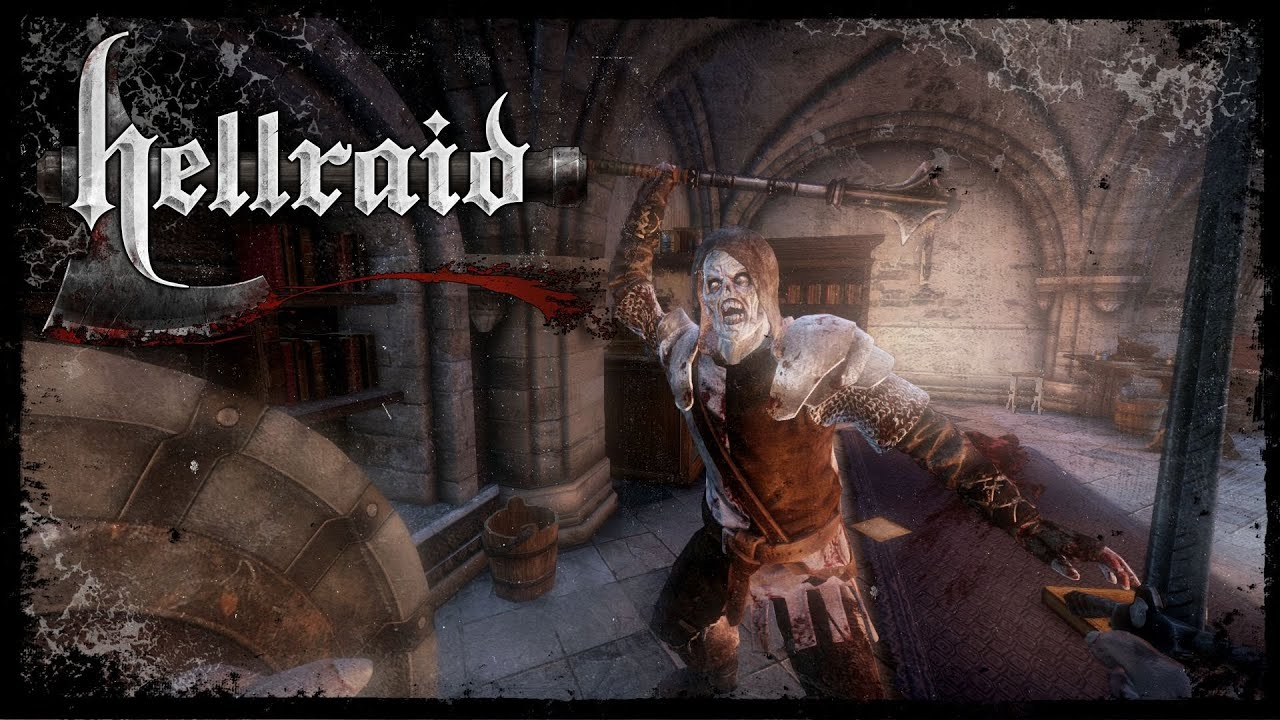 Help Edyn escape in Techland's Hellraid
