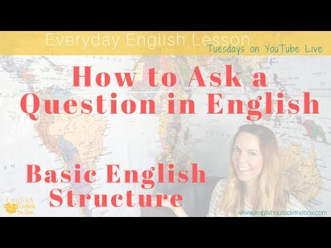 ask questions learn english pdf