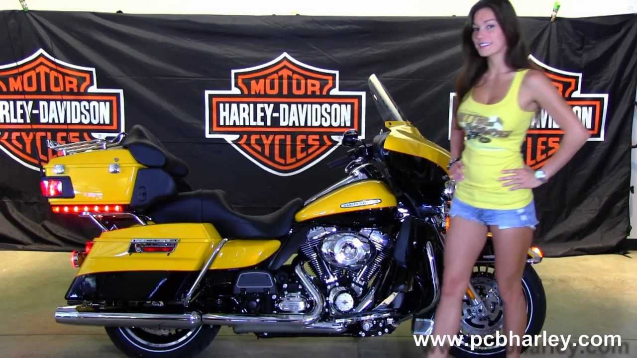 new 2013 harley-davidson flhtk electra glide ultra limited for