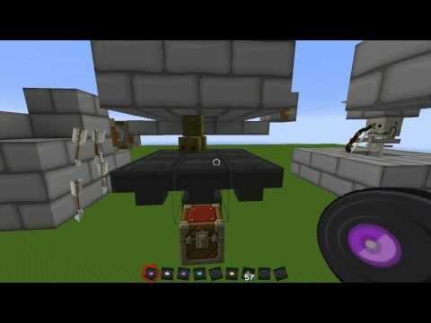 Minecraft [1.7.2] Fully Automatic Music Disc Generator