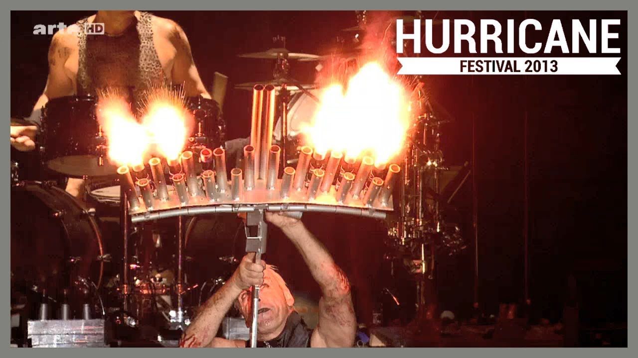 Download Rammstein - Du Hast LIVE at Hurricane Festival 2013 | [Pro-Shot] HD
