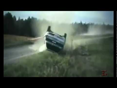 Insane Car Crashes!