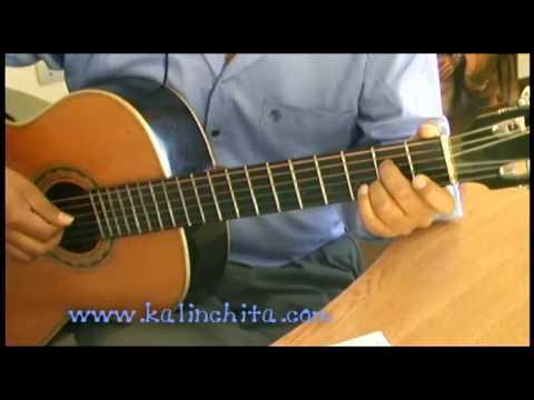 Quien Sera - Pedro Infante P. Beltran - Como tocar Guitarra acordes