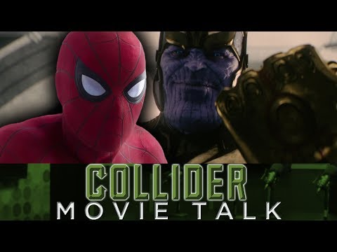 Spider-Man's Screentime Revealed in Avengers: Infinity War - Collider Movie Talk