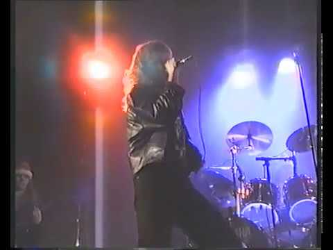 Borderline - No more shadows from the past Live 1990 featuring Christian Liljegren from Narnia