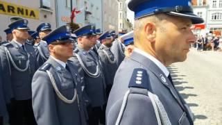 OLSZTYN24: Wojewódzkie obchody Święta Policji 2017 w Biskupcu