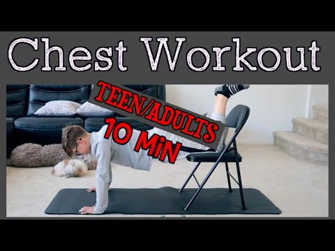 Kids Exercises/ Chest Workout For Kids/teens At Home/ Exercise For Kids🌟  Übung Für Kinder