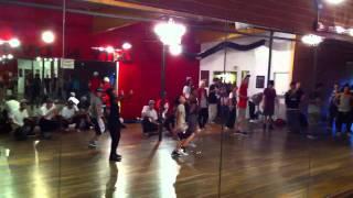 hip hop dance class david moore