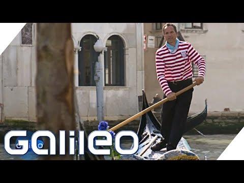 30 Mio. Touristen - Wer in Venedig wirklich reich wird  | Galileo | ProSieben