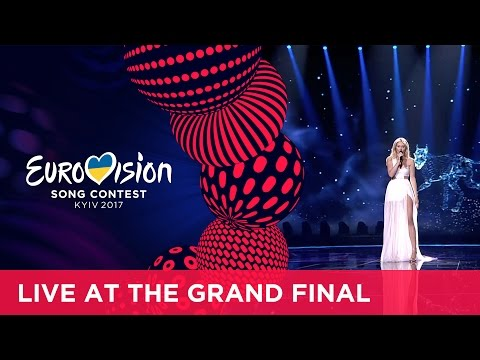 Kasia MoÅ› - Flashlight (Poland) LIVE at the Grand Final of the 2017 Eurovision Song Contest