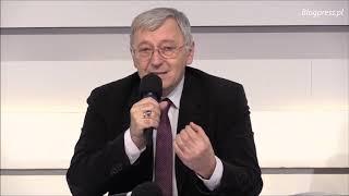 Jan Parys: O co chodzi w wyborach do Parlamentu Europejskiego (Klub Ronina, 21.01.2019)