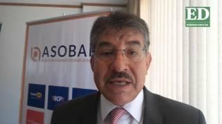 """Asoban: """"La Banca 3.0 gana espacio en Bolivia"""""""