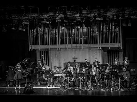 Paul Dunlea Big Band Feat. Laoise O' Hanlon - Raining In My Heart
