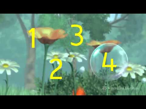 English Number 1-10 นับตัวเลขภาษาอังกฤษ 1-10