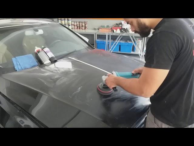 Επαναφορά χρώματος και γυαλισμα σε Audi S5