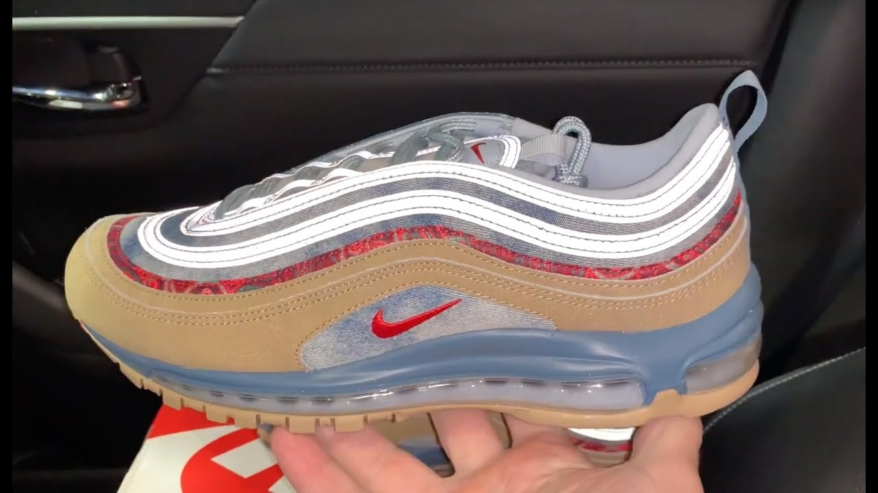 Nike Air Max 97 Wild West shoes - YouTube