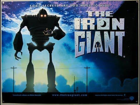 El Gigante de Hierro (1999) Trailer Doblado [Retro]