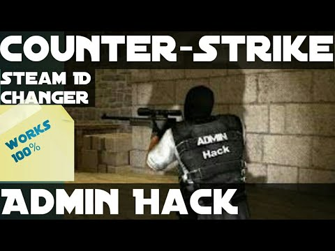 Counte-Strike 1 6 Steam ID Changer And How To Unban [ Hack