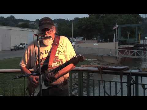 Denny Garcia and the Driftwood Blues Band...